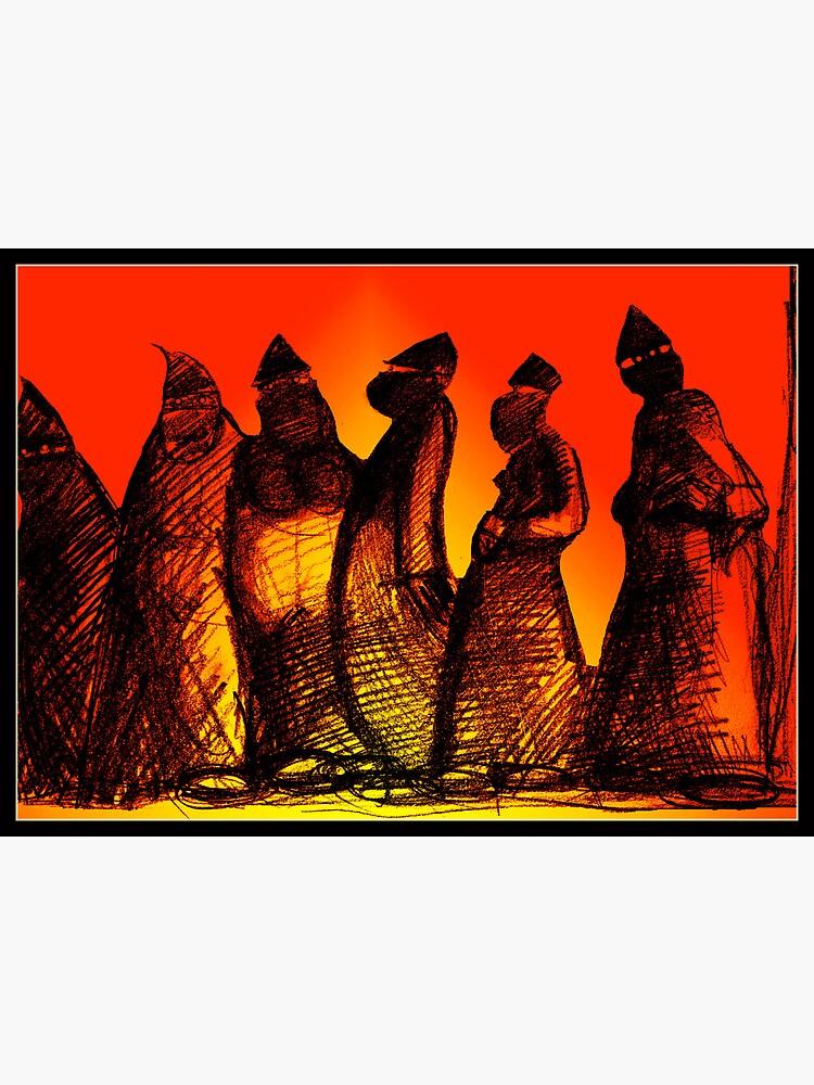 Burkadoodledandies by Briandamage