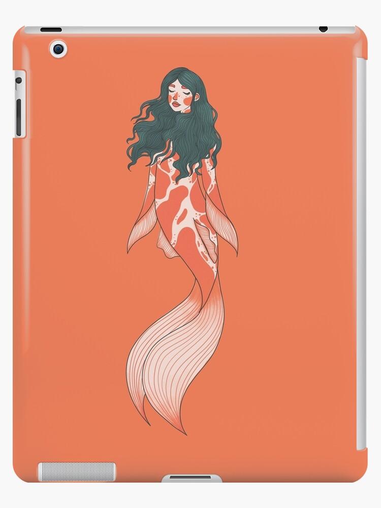 Koi mermaid by Sydney Koffler