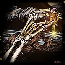 Kissing Camels Midnight Ride by Mastiff-Studios