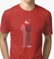 smooch Tri-blend T-Shirt