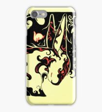 Dreaming Rabbit iPhone Case/Skin
