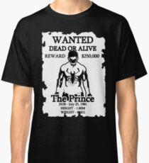Wanted Prince Devitt - Anti Venom  (Finn Balor) T - Shirt Classic T-Shirt