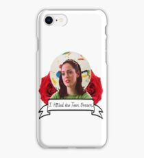Rose McGowan (Jawbreaker) iPhone Case/Skin