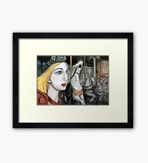 Peace Chariot #4 Framed Print
