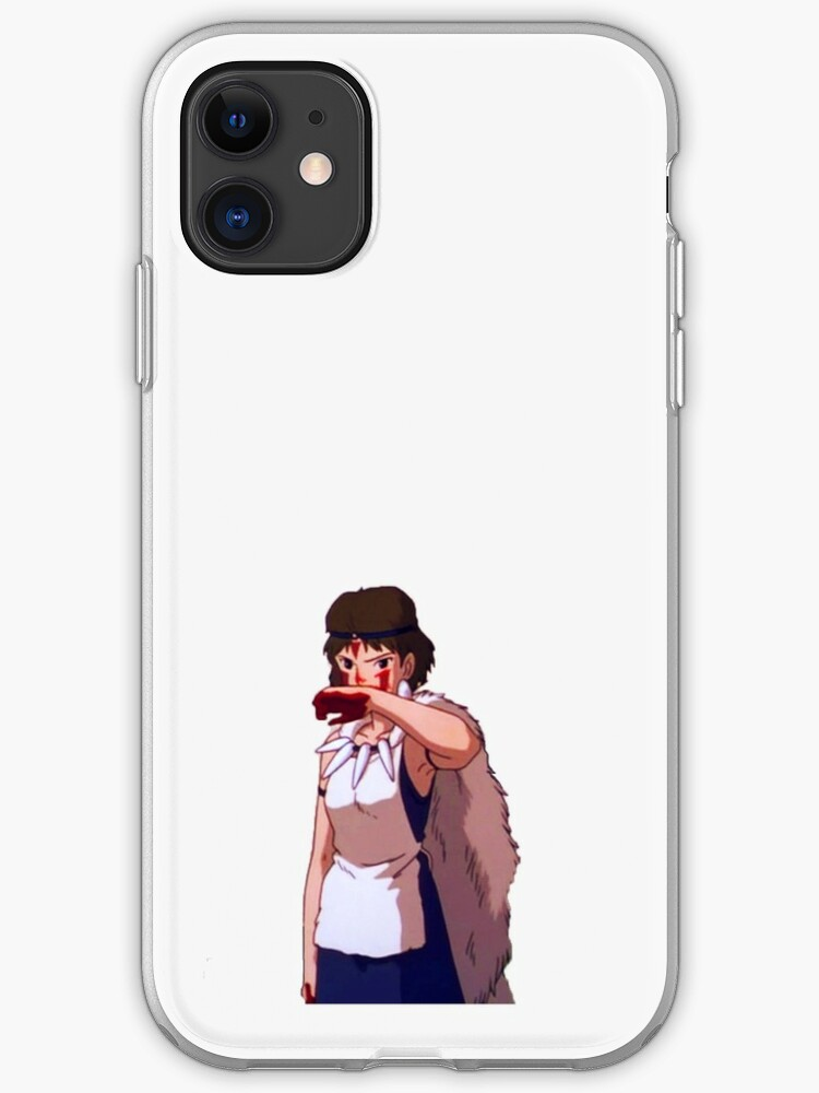 princess mononoke 4 iphone case