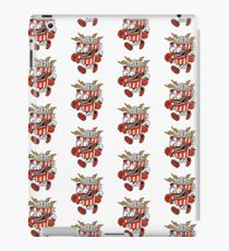 The Pop Corn Man  - designed by Joe Tamponi iPad Case/Skin