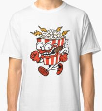 The Pop Corn Man  - designed by Joe Tamponi Classic T-Shirt