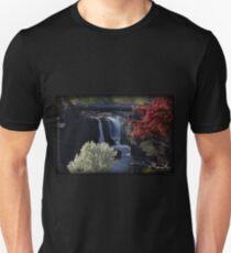 Great Falls Spring Foliage T-Shirt