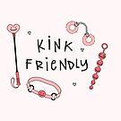 Kink Friendly - The Peach Fuzz by Elizabeth Hudy