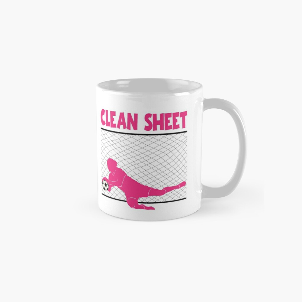 CLEAN SHEET Tasse