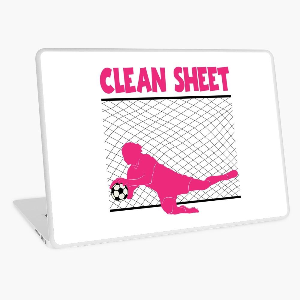 CLEAN SHEET Laptop Folie