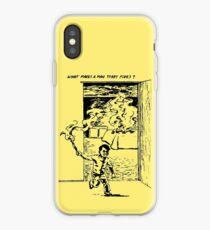 What Makes a Man Start Fires? - Minutemen iPhone Case