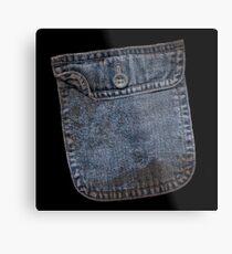 Pocket Metal Print