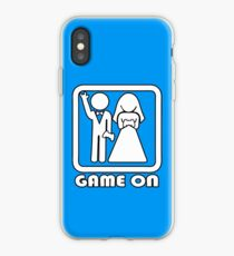 GAME ON 3 iPhone Case