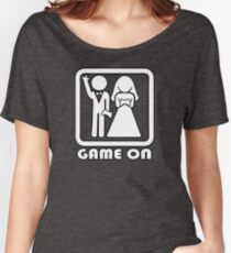 GAME ON 3 Women's Relaxed Fit T-Shirt