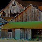 Uninvited Guests Can Sleep In The Barn by Devalyn Marshall