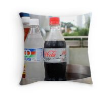 Quench Thirst Throw Pillow