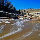 Adelong Falls by bazcelt