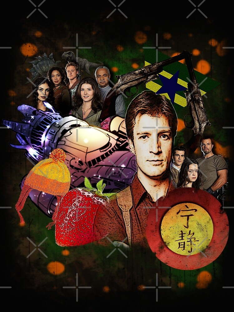 Firefly/Serenity Collage by Gwright313