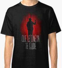 UM15 - QUE LE CINEMA TE GUIDE Classic T-Shirt