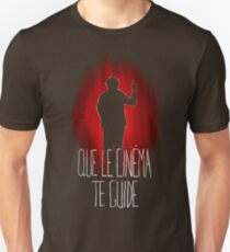 UM15 - QUE LE CINEMA TE GUIDE T-Shirt