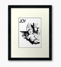Joy - Minutemen Framed Print
