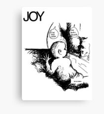 Joy - Minutemen Canvas Print