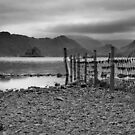 A Moody Day Over Derwent Water by Stevie Mancini