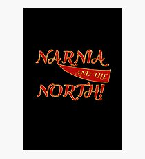 Narnia and the North! Photographic Print