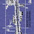 «Van Nuys Aeropuerto California VNY» de Statepallets