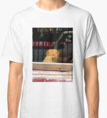 Lonely Puppy Classic T-Shirt