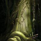 Tree Dwelling by DinobotTees
