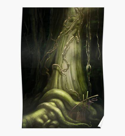 Tree Dwelling Poster
