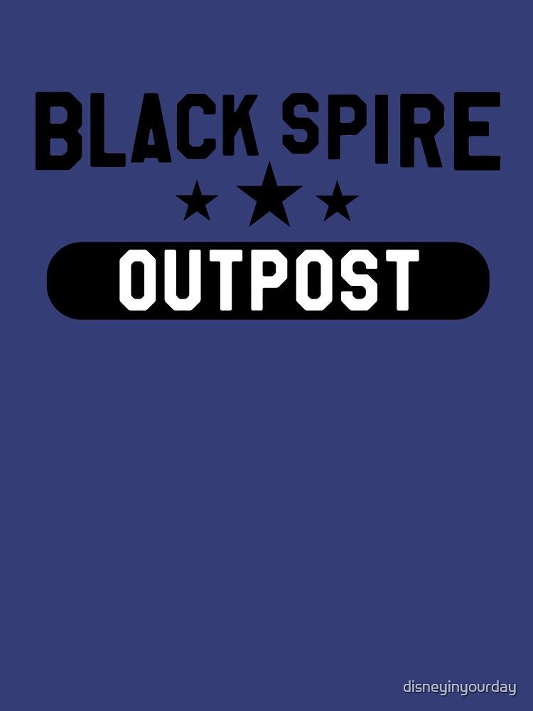Black Spire Outpost by disneyinyourday