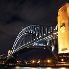Sydney Opera House and Harbour Bridge by Martyn Baker by Martyn Baker | Martyn Baker Photography