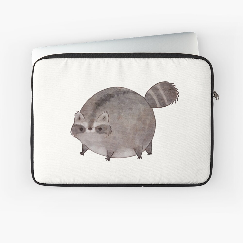 Chubby Trash Panda Laptoptasche