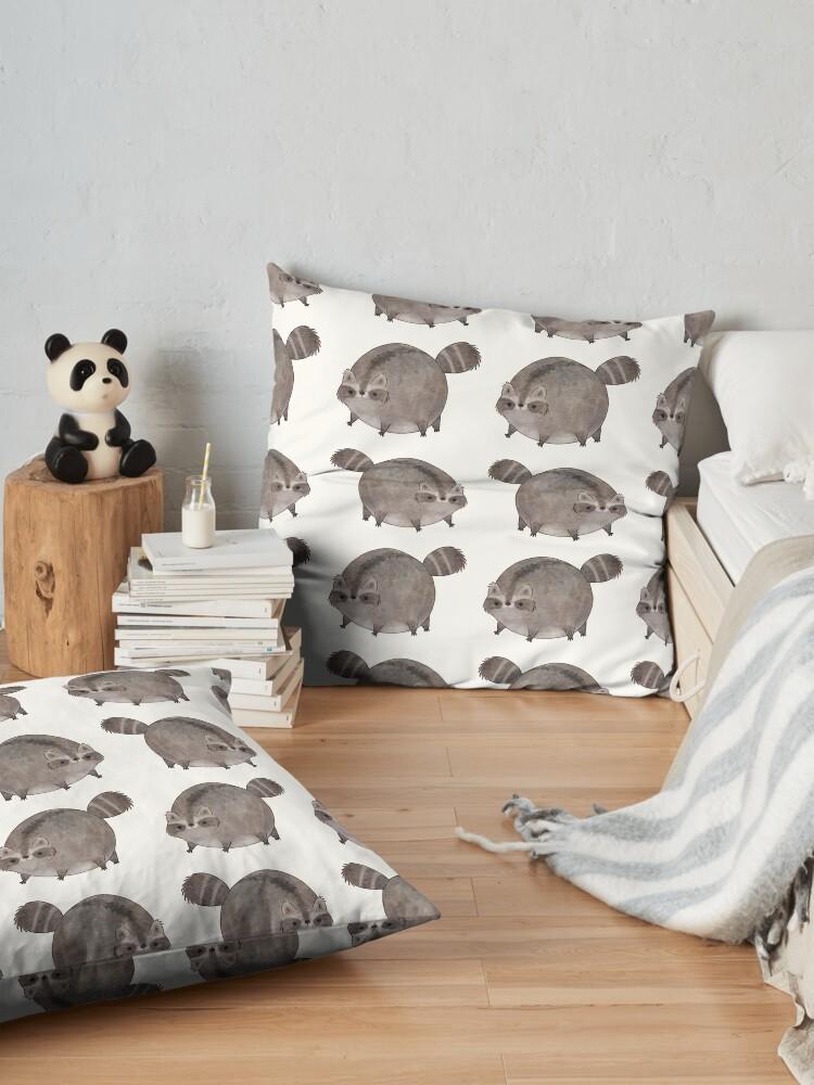 Alternate view of Chubby Trash Panda Floor Pillow