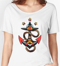 Anchor Women's Relaxed Fit T-Shirt