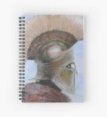 Corinthian Spiral Notebook