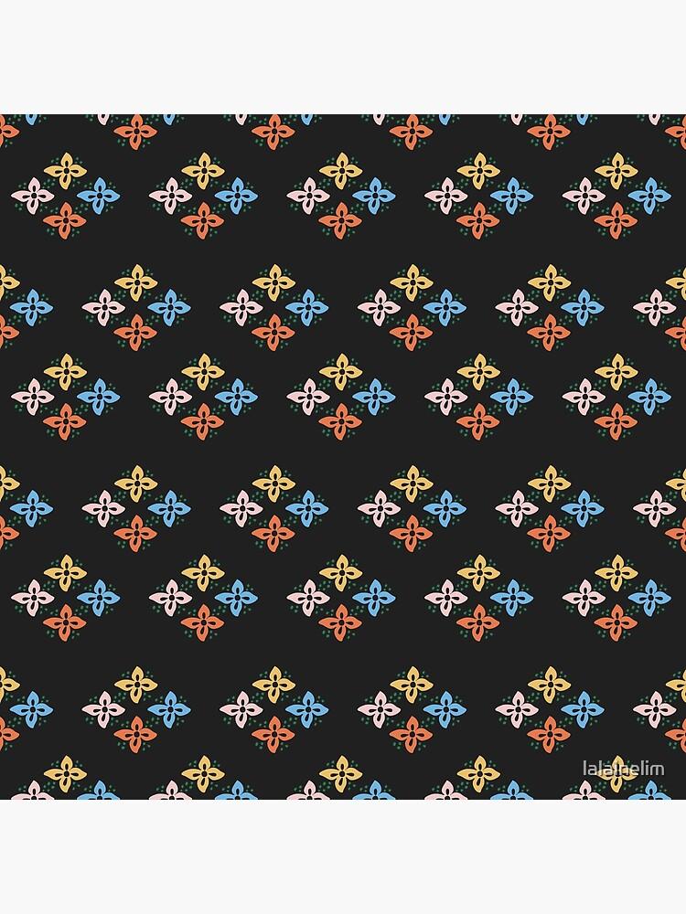 Las Flores 02 (Patterns Please) by lalainelim