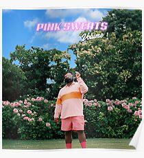 pink sweats Poster