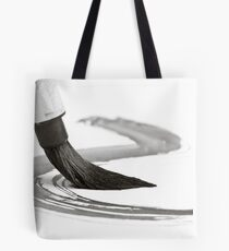 Sumi-e Brush 2 Tote Bag
