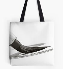 Sumi-e Brush Tote Bag