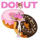 Donut Ballerina by balleteducation