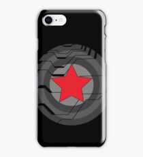 Winter Soldier Shield iPhone Case/Skin