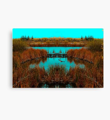 All is at Peace  Canvas Print