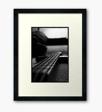 Practice Framed Print