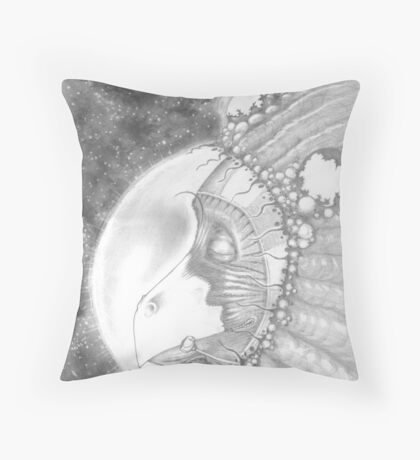 Tamsin Awakens Throw Pillow