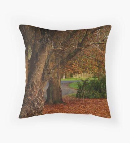 Forrest Park Throw Pillow