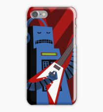 Babot Rocks iPhone Case/Skin
